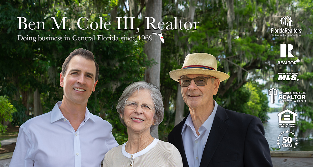 Ben M. Cole III, Pamela L. Cole, Ben M. Cole IV